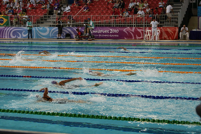 Swimming at the 2010 Summer Youth Olympics, Singapore Sports School