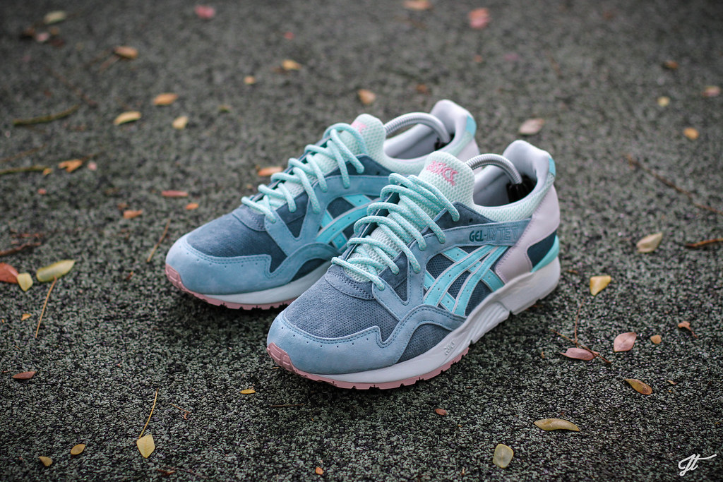 best sneakers 57143 9718d Ronnie Fieg x Asics Gel Lyte V