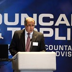 Adrian Reynolds, Managing Director of Duncan & Toplis