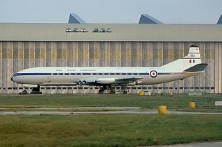 XV814 Comet C4 RAE, MOD(PE) Farnborough | by Stuart Freer - Touchdown Aviation
