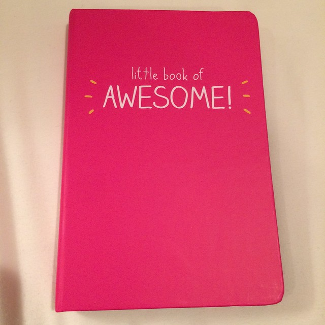 My new gratitude journal