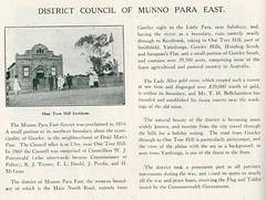 Munno Para East - Civic Record SA Councils 1921 - 1923 (1)