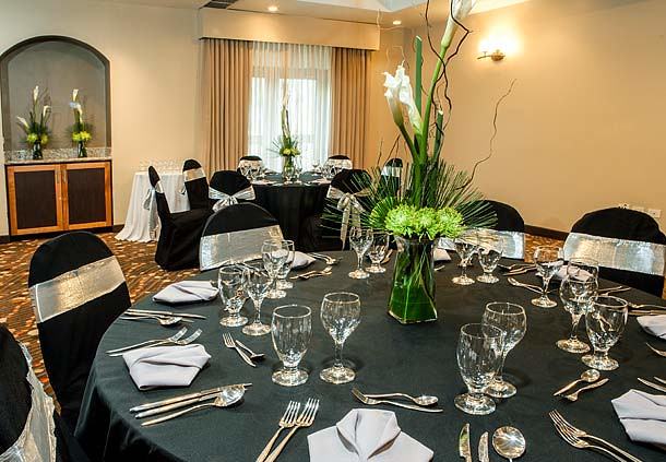 The Grand Riviere Meeting Room at the Courtyard Port of Spain