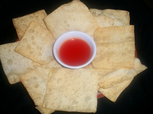A3 6pc Fried Wonton Skins | by Golden Gate Chinese Restaurant