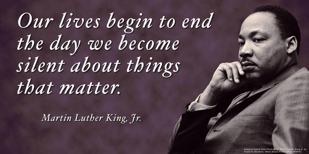 Martin Luther King Day >> Martin Luther King Day Quotation For Martin Luther King Da