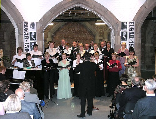 Crypt Concert | by Renaissance Singers Blackburn Cathedral