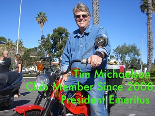 Tim Michaelson mnew