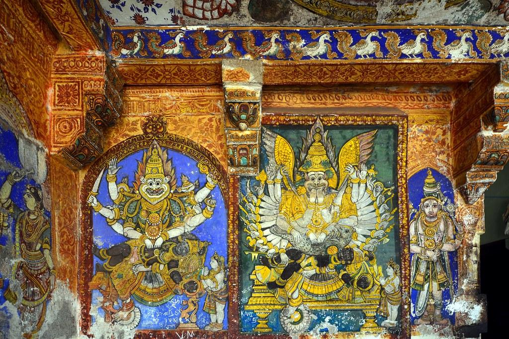 India - Tamil Nadu - Tiruchirappalli - Sri Ranganathaswamy