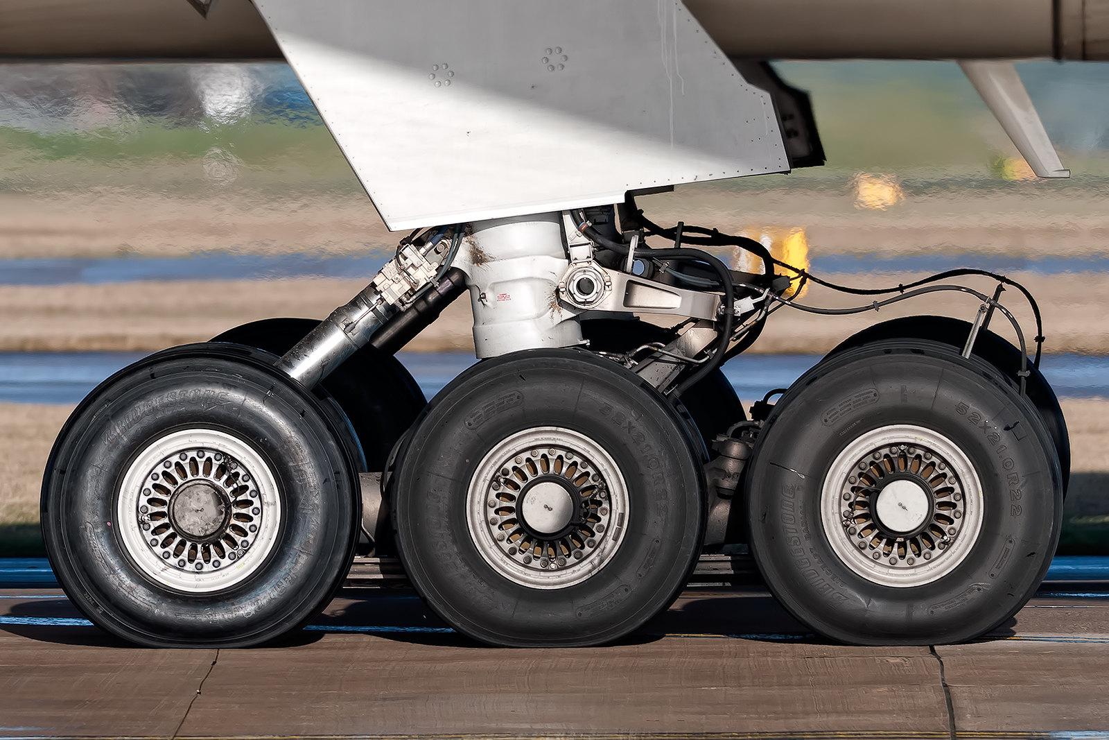 A6-ETA Etihad Airways Boeing 777