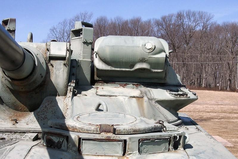 Легкий Танк Т-92 3