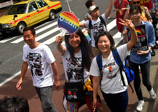 2016.5.8|渋谷?原宿|「東京レインボープライド」パレード|Tokyo Rainbow Pride Parade, 2016/5/8.