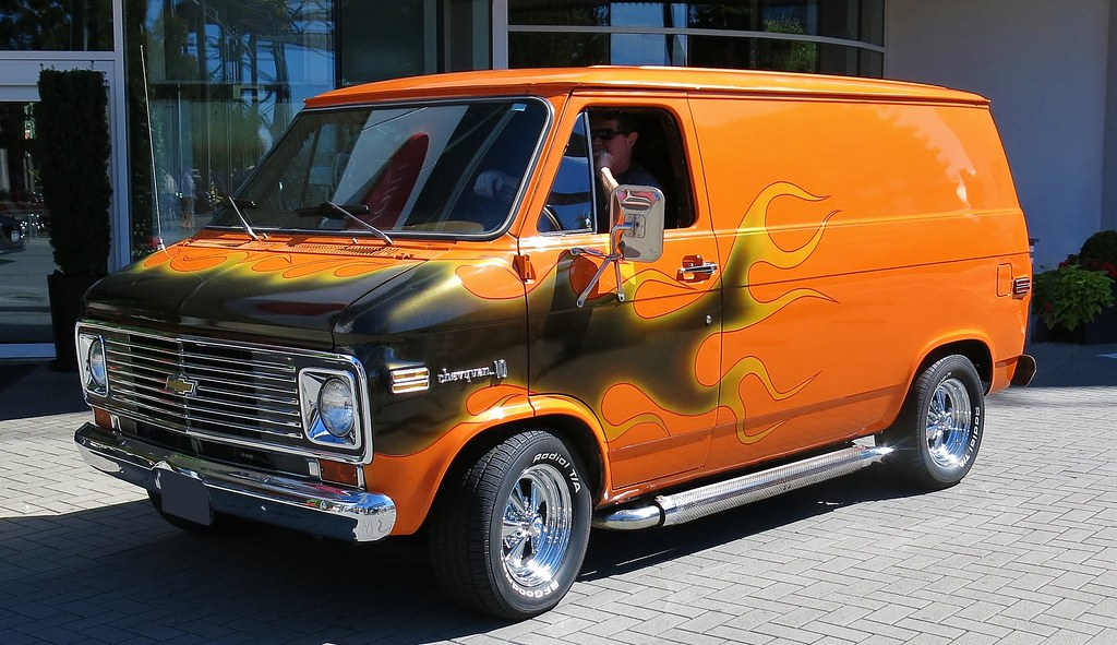 90349b839bc57c ... 1976 Chevrolet G 10 Chevy Van