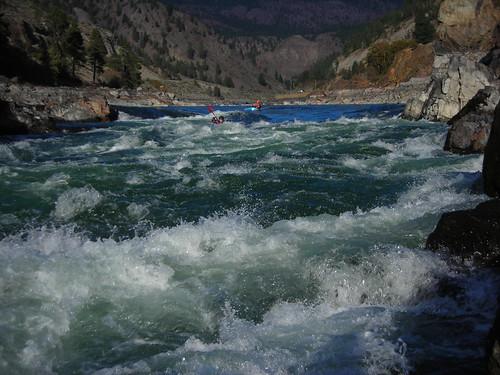 watercpr fraserriver canyon hwy1 tanlhillunderpass mile87 kayak blu kisforkayak
