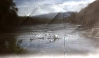 unfolded shenandoah river grass, rileyville, va