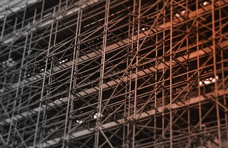 Scaffolding | by JamesHarrison_
