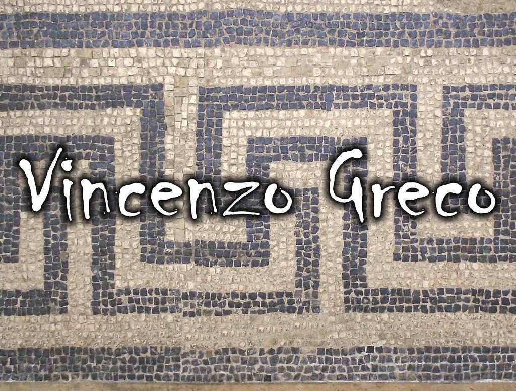 Mosaico Come Si Realizza mosaico romano antico cornice vincenzo greco   www.vincenzog
