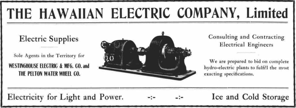 HECo Electricity | The Hawaiian Electric Company, Limited El