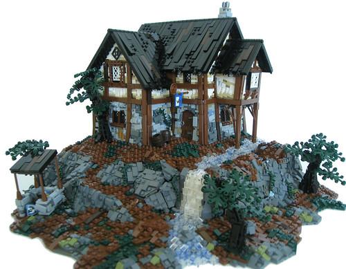 The Blue Shield Inn (Main)