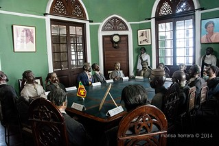 Colombo. Old City Hall.
