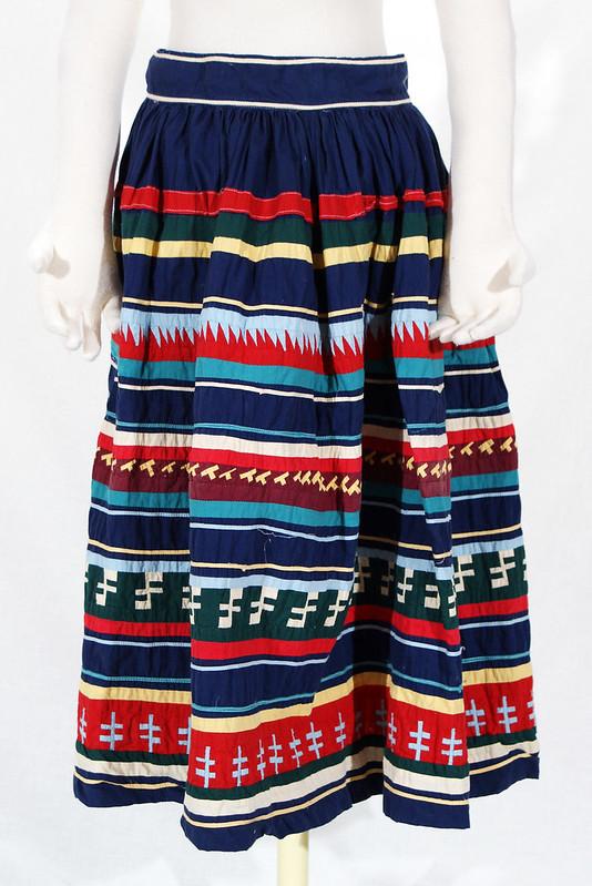 Seminole Girl's Skirt