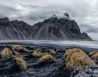 The Vesturhorn | by C.Fredrickson Photography