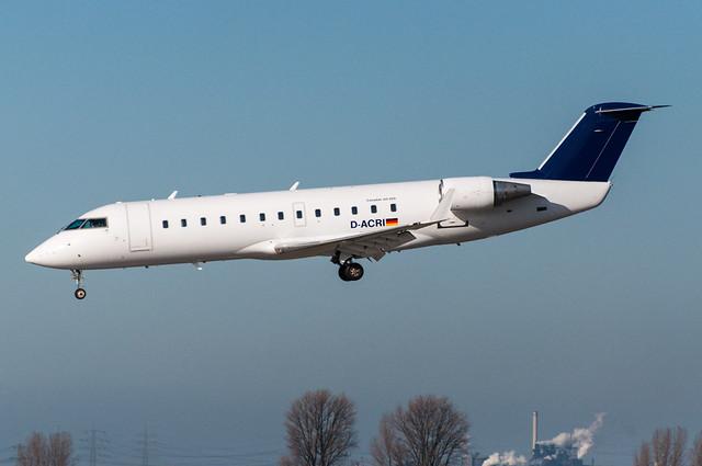 D-ACRI - Eurowings (unt.) - CRJ 200