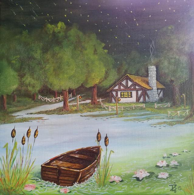 MIRROR LAKE ELWYNN FOREST