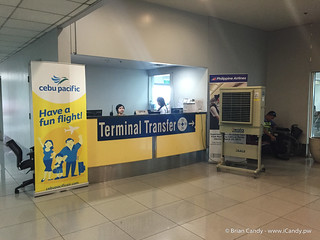 Free Terminal Transfer Service at NAIA | by www.iCandy.pw