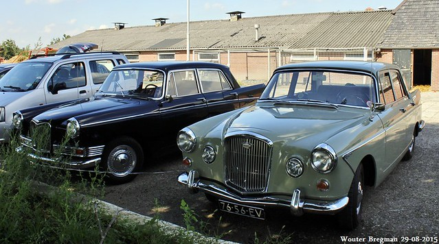 Riley & Wolseley