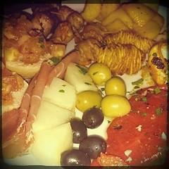 Tapas Platte El Toro  #tapas #foodstagram #spanish #Restaurant #foodbloger