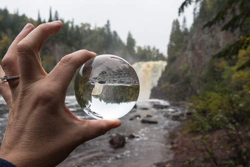 Baptism Falls - in a Crystal Ball | by m01229