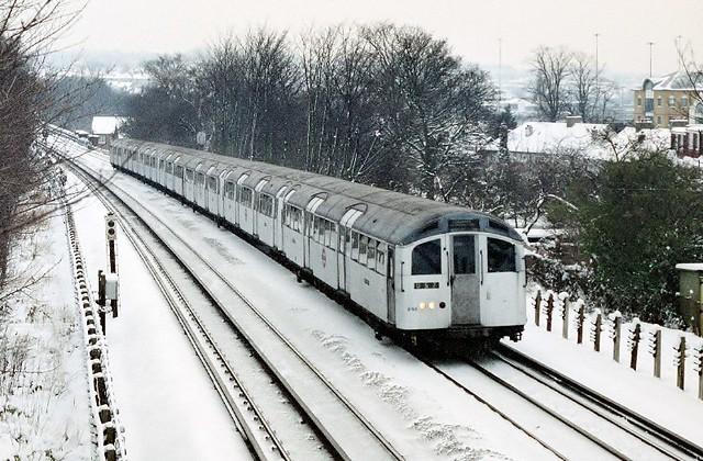 Northern Line, 1991