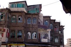 Old Aleppan houses