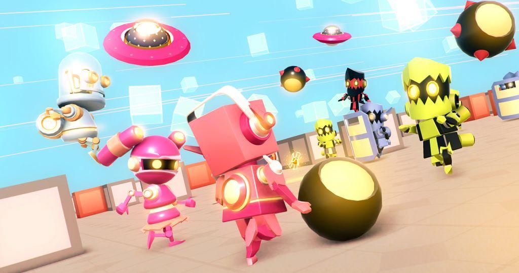 Blast Blitz, un arcade frenetico in vero stile Bomberman
