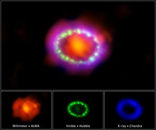Multiwavelength View of Supernova 1987A