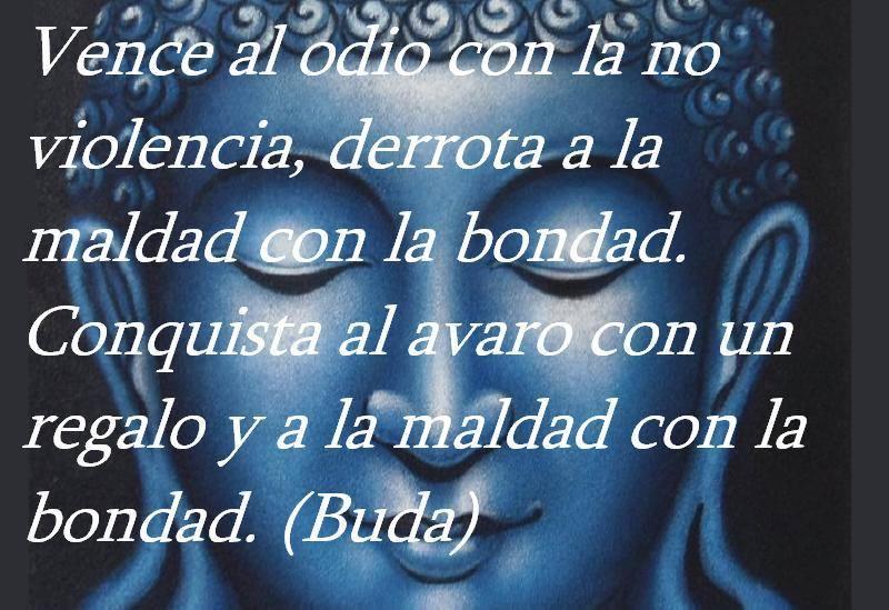 Frases De La Vida Buda Ifttt1vbimlf Vence Al Odio Con