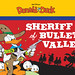 Sheriff of Bullet Valley, Starring Walt Disney's Donald Duck by Carl Barks