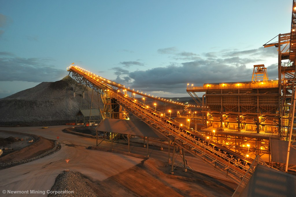 Boddington Gold Mine | Newmont Mining | Flickr