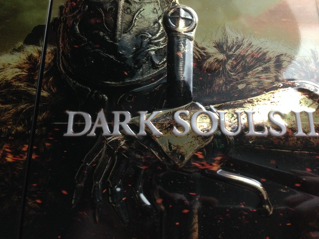 Dark Souls Ii Black Armor Edition Jonathan Kearns Flickr
