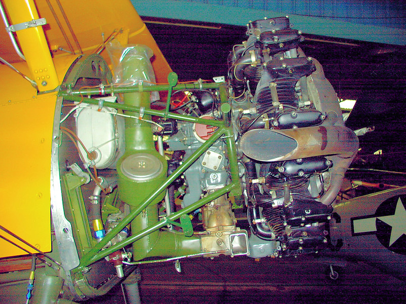 Boeing PT-13 3