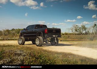 GMC 2500 on ADV7 TruckSpec HD Series | by wheels_boutique