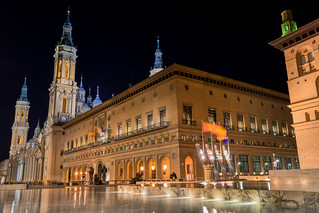 Plaza del Pilar, Zaragoza | by The Pumpkin Theory