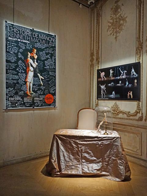Exposition Étoiles N. Leriche et C. Osta (Éléphant Paname, Paris)