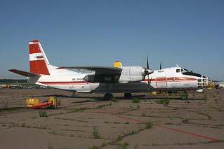 RA-30042. An-30. Lukiaviatrans. BKA.
