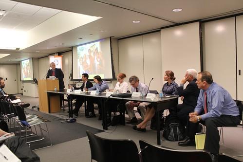 Colloquium: Economic Transformation in Cuba. May 21, 2012
