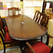 Mahogony dining table