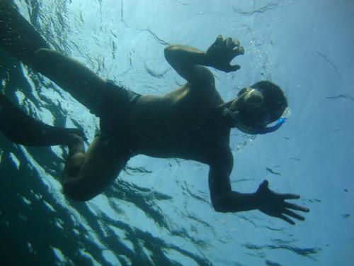 Snorkling Pulau Biawak   by jakartatraveller