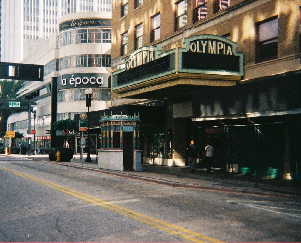 Image result for olympia theater miami