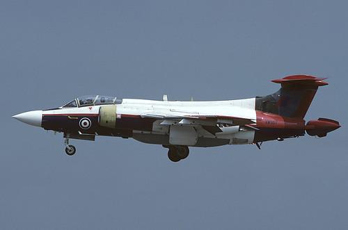 XW987 Buccaneer S2B  A&AEE, MOD(PE) Boscombe Down | by Stuart Freer - Touchdown Aviation