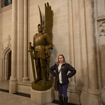 Statues, Cathedral of Saint John the Divine